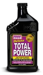 FPPF 90317 TOTAL POWER 12 OZ BOTTLE, TREATS 60 GALLONS OF DIESEL FUEL PER BOTTLE (Fppf Fuel Treatment compare prices)