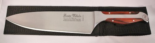 "Gunter Wilhelm Executive Chef Series Model 208 8"" Chef Knife"