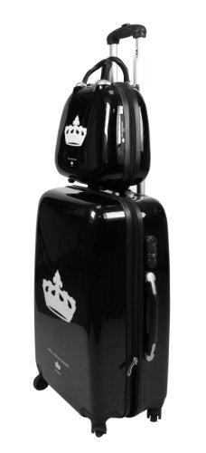 Rue Princesse , Set di valigie  Nero nero Format cabine