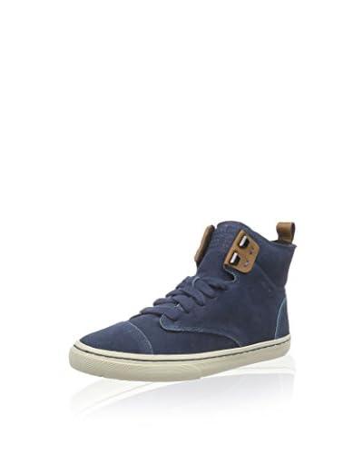 Geox Sneaker D New Club [Blu]
