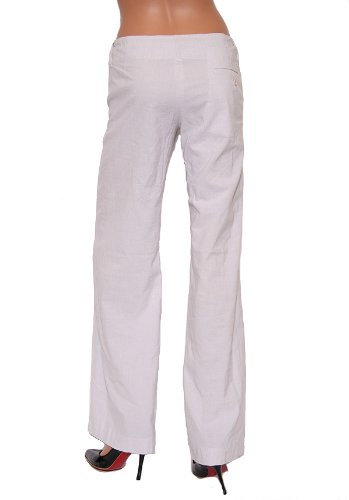 French Connection Women's Canvas Pants in Lunar Grey Size 10