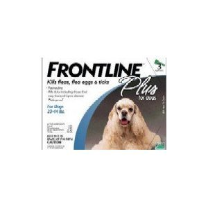 Frontline Plus 3 Month- Dogs 23-44 Lbs