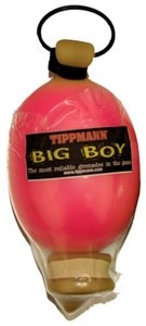 Tippmann Big Boy Paintball Grenade 5 Pack - Pink