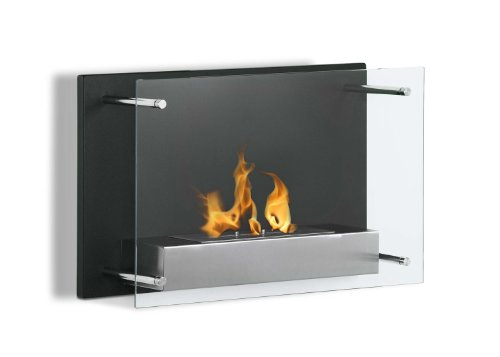 Ignis Senti Wall Mount Ventless Ethanol Fireplace picture B00AMNTH5E.jpg