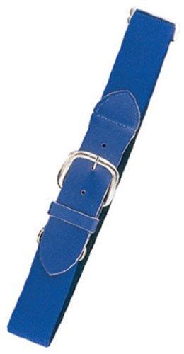 Champion Sports Adult Baseball/Softball Uniform Belt, blue, size 32 in - 46 in