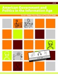 American Government and Politics in the Information Age