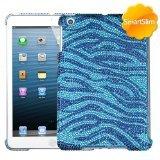 Hard Plastic Diamante Baby/Dark Blue Tablet Protector for Apple iPad mini