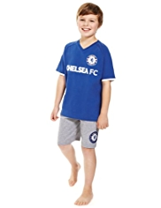 Chelsea Football Club Pyjama Shorts Set