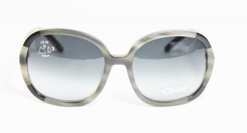 0d8f0728f7d1 Chloe CL 2189 Sunglasses CL2189 Grayish Black C04 Shades Lowest ...