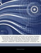 articles-on-companies-of-latvia-by-industry-including-nordea-hansabank-seb-unibanka-national-bank-of
