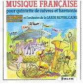 French Music For Brass Quintet Wind Band by Forlane