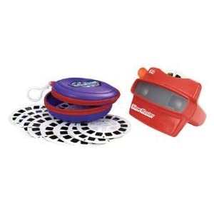 ViewMaster Viewer and Storage Case for Reels - Colors Will Vary