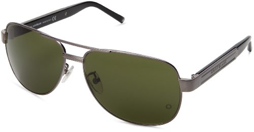 Mont Blanc MB364S6013N Aviator Sunglasses<br />