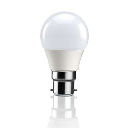Power Saving 3 Watt White LED Bulb