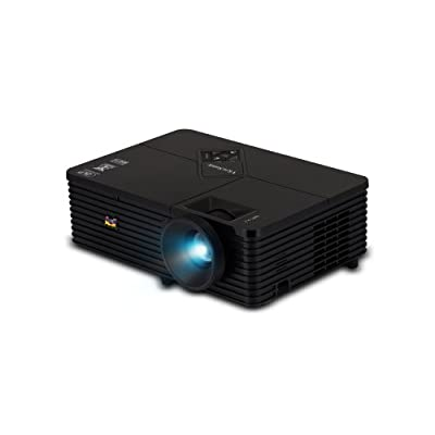 ViewSonic PJD5234 XGA DLP Projector with 2700 ANSI Lumens, 15000:1 Contrast Ratio, HDMI, 3D Blu-Ray Ready, Integrated...