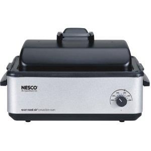 Metal Ware Corp. 4842-47 Nesco 12Qt Convection Roaster
