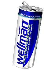 Vitabiotic Wellman Single 250ml