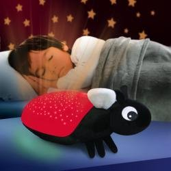 Red Discovery Kids Firefly Night-Light baby gift idea - 1