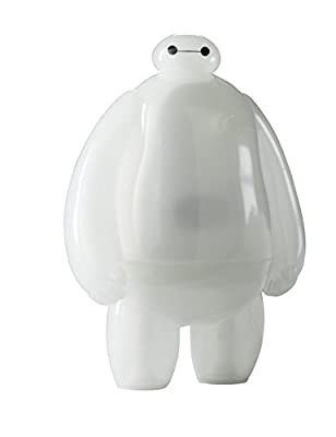 Big Hero 6 Projection Baymax Vinyl Action Figure with Sound Effects from Big Hero 6