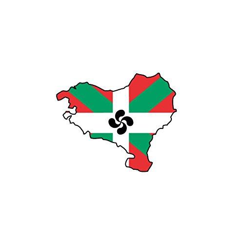 Autocollant-Pays-Basque-euskadi-euskal-herria-Drapeau-logo2