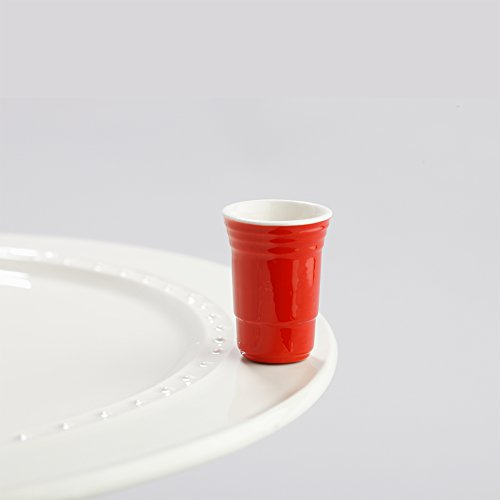 Nora Fleming (Porcelain Red Solo Cup compare prices)