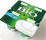 ダノン ビオ Bio ヨーグルト プレーン 加糖 80×4個を6セット(24個) 要冷蔵