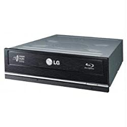 LG WH12LS38K 12X Internal SATA Blu-Ray/DVD Burner with Lightscribe Support Writer/Drive