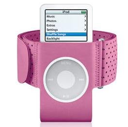 FreeStyle - Pink Armband - iPod Nano