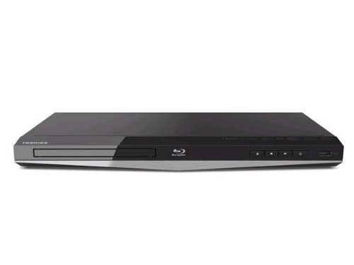 Toshiba BDX3300 Blu-ray Player (Black)