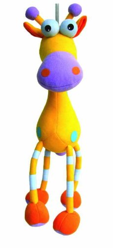 Giraffe Baby Mobile