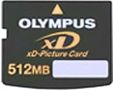OLYMPUS M-XD512P ピクチャーカードM-XD512P