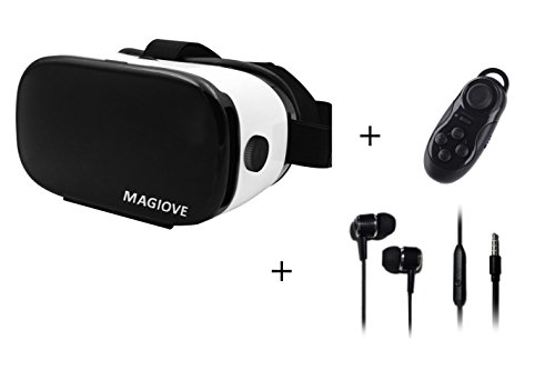 MAGIOVE-3D-VR-Glasses-Virtual-Reality-Headset-Mobile-Phone-3D-Movies-for-iPhone-Stereo-Headphone