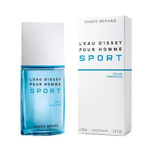L Eau D Issey Pour Homme Sport Polar Expedition Eau De Toilette Spray 100ml