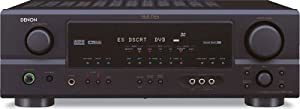 Denon AVR-1506 7.1-Channel Home Theater Receiver