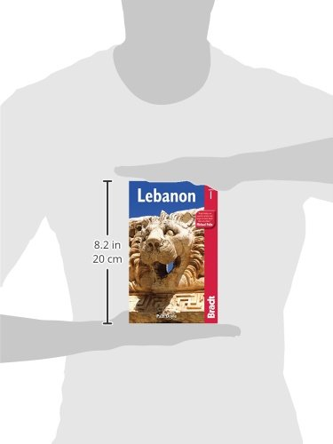 Lebanon (Bradt Travel Guides)