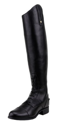Ariat Ariat Heritage Contour Field Boot - Ladies - Size:8.5 Medium Full Color:Black