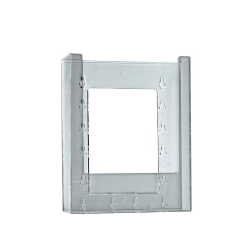 Images for Azar 252329 Single Bi-Fold Wall Mount Brochure Holder, 10-Pack