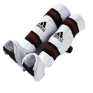 Adidas WTF TaeKwonDo Shin and Instep Protector - Small (Adidas Taekwondo Sparring Gear compare prices)
