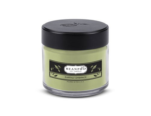 Beanpod Candles Earthly Embrace, 4.5oz Jar