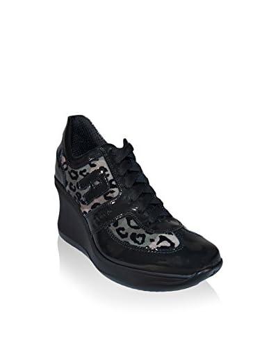 Ruco Line Sneaker Zeppa 1800 Military Leo S