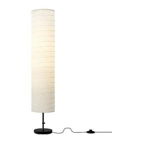 IKEA-Holm-Stehleuchte-Papier-Loungeleuchte