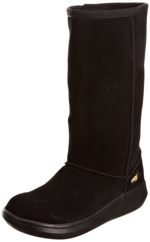 Rocket Dog Sugardaddy, Women's Warm Lining Mid-Calf Boots, Black (BLACK AG7), 6 UK (39 EU)