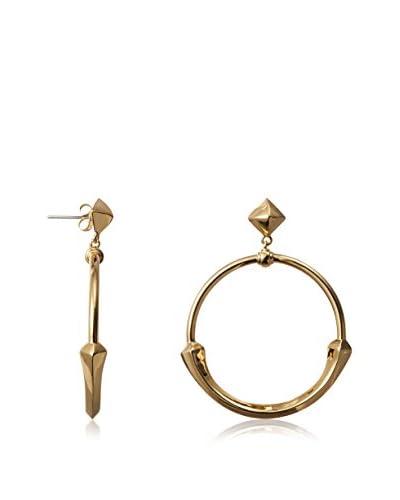 Rachel Zoe Circle Post Earrings