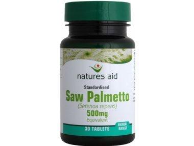 Saw Palmetto 90 x 500mg