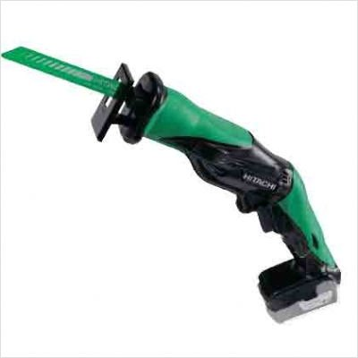 Bare-Tool Hitachi Cr10Dlp4 10.8/12V Peak Micro Reciprocating Saw (Tool Only, No Battery)