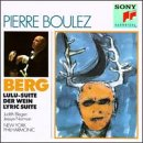 Alban Berg: Lulu Suite/The Wine/Lyric...