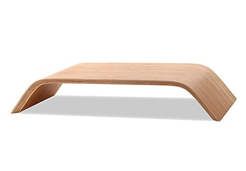 foxtop-samdi-apple-imac-monitor-stand-multilayer-solid-wood-arch-shelf-smooth-paint-surface-platform