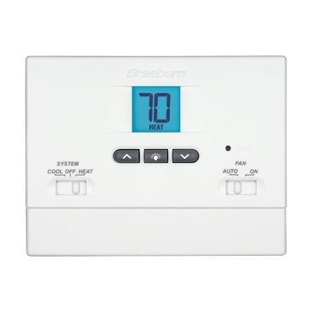 Ez-Flo 77032 Braeburn Digital Non-programmable Thermostat 1 Heat 1 Cool (Ez Heat Thermostat compare prices)