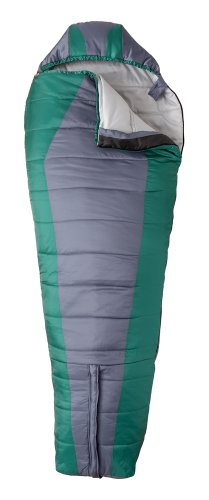 Slumberjack Ultimate Synthetic +20 Sleeping Bag, Regular
