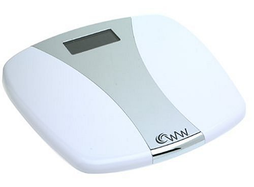 Cheap Weight Watchers WW51 Chrome Style Precision Electronic Scale (WeightWatchers-WW51R)